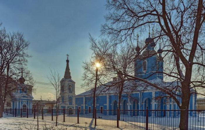 History of St. Sampson Cathedral in St. Petersburg