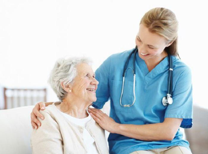 geriatrics care