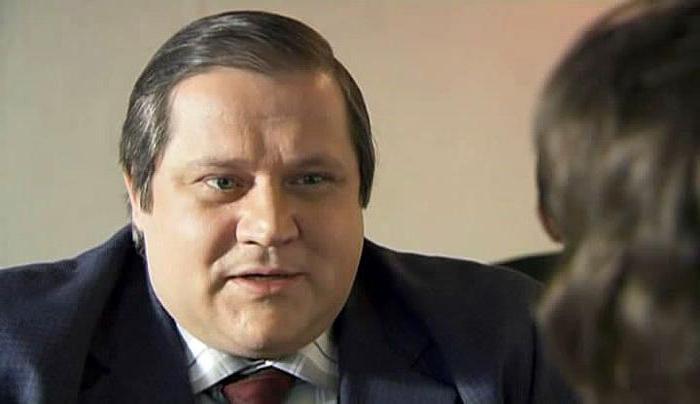 Pavel Ilyin the actor