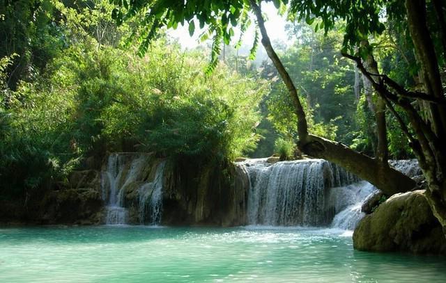 исток реки меконг