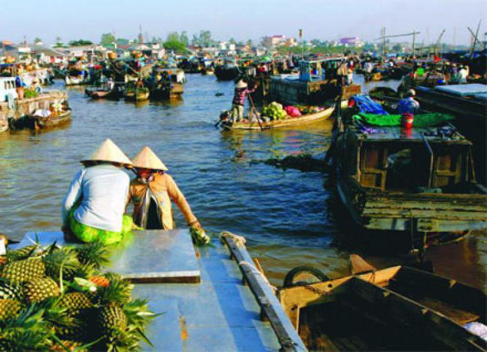меконг река