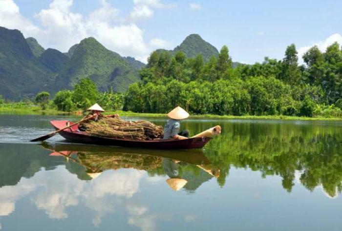 Почему реку меконг можно назвать дунаем