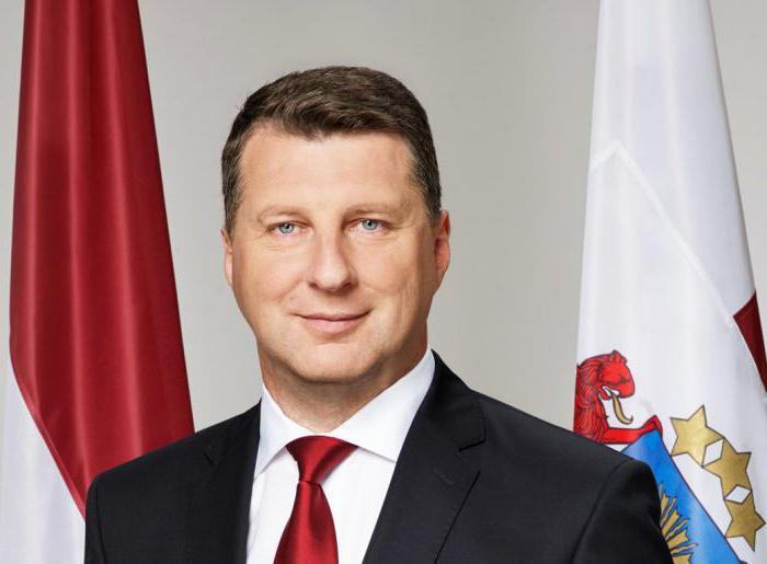 latvian president biography