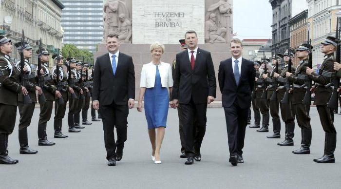 residence of the President of Latvia