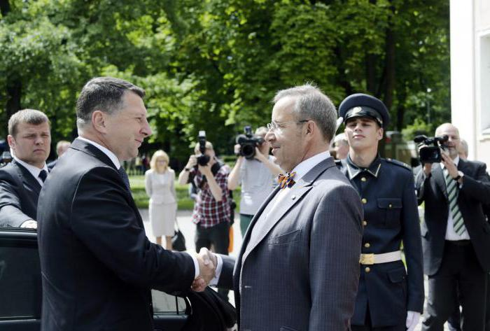 current president of Latvia