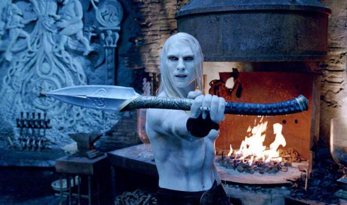 Hellboy Movie Actors 2 Role Pics