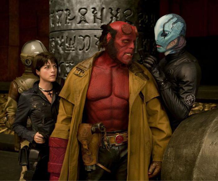 hellboy actors 2 golden army