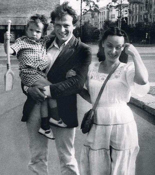 Vadim Andreev personal life