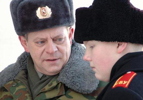 Vadim Andreev family