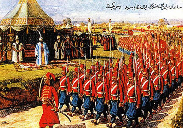 who are the janissaries
