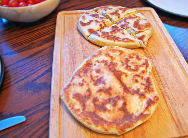 Рецепт домашнего хачапури с фото