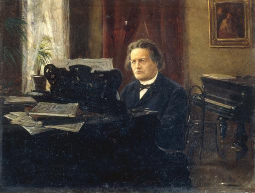 Anton Rubinstein short biography