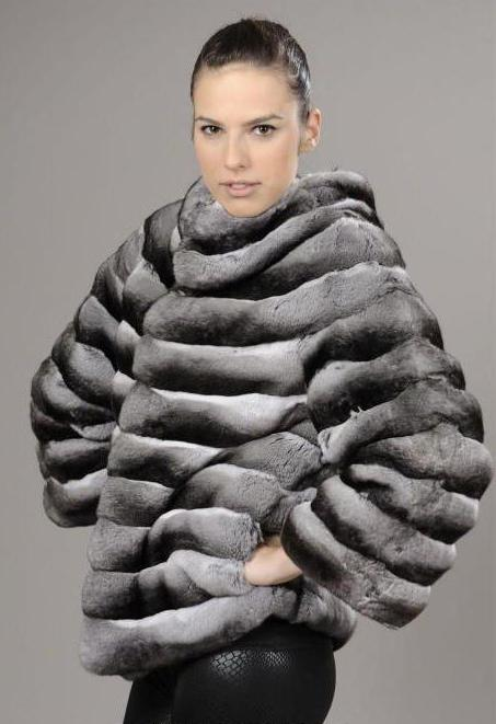 chinchilla fur coat Price