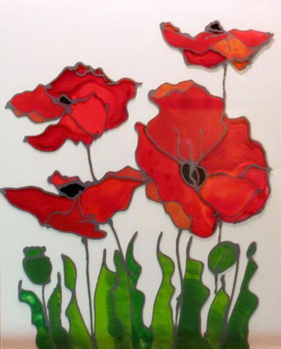 Картины на стене цветы