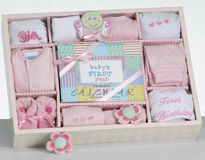 gift for a newborn girl