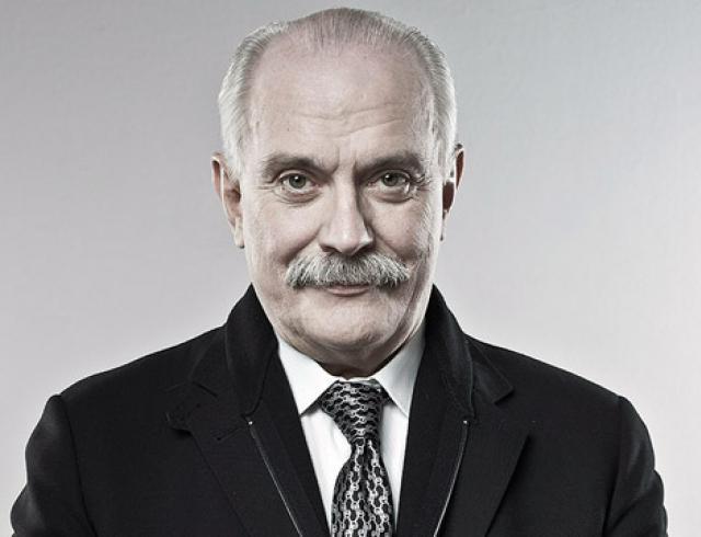 actor nikita Mikhalkov