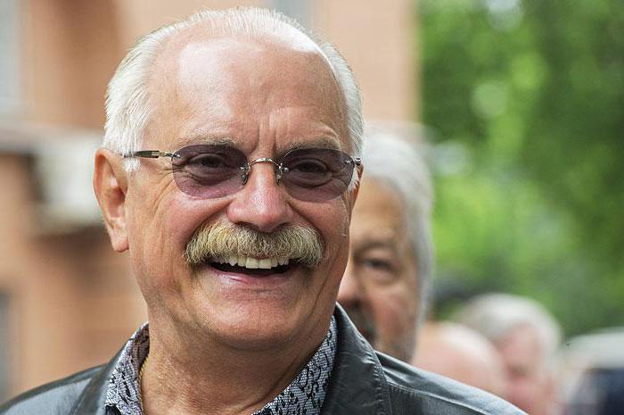 director Nikita Mikhalkov