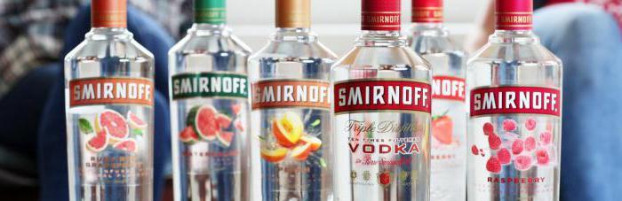 Vodka smirnov reviews