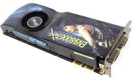 geforce 9800 gtx specifications