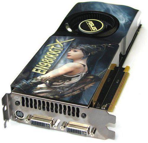geforce 9800 gtx graphics card