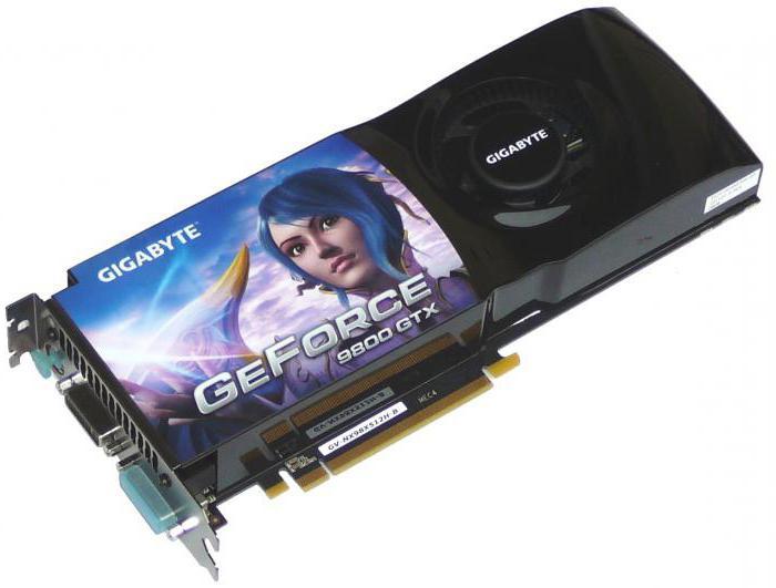 geforce 9800 gtx review