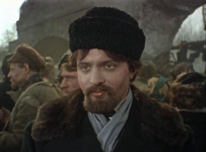 biography of actor Yevgeny Lazarev