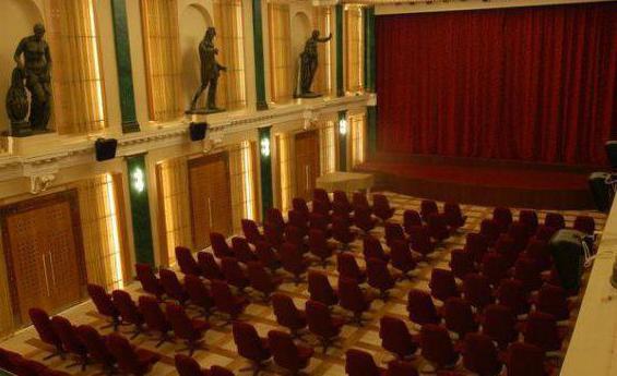Angleter Cinema St. Petersburg
