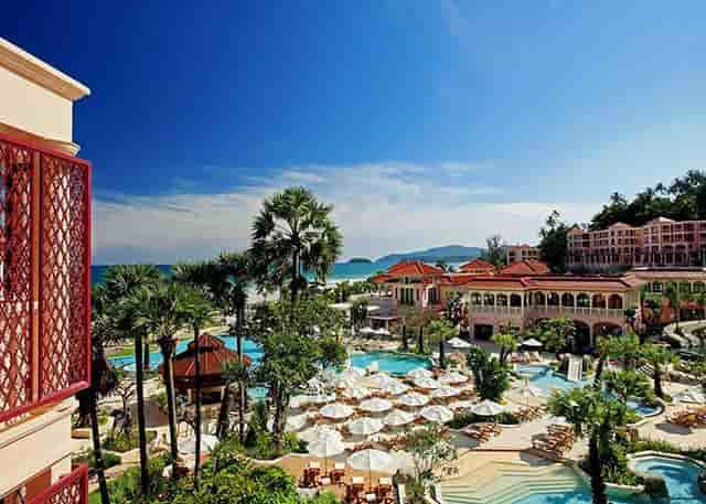 centara grand beach resort phuket 5 пхукет