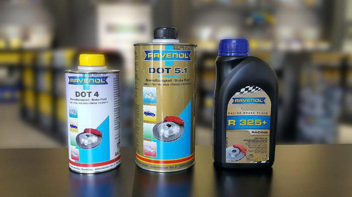brake fluid dot-4 which is better
