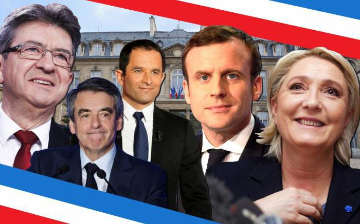 when will presidential elections in france