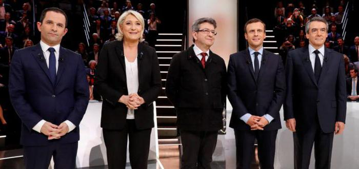 when will the presidential elections in France