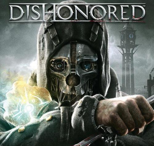 dishonored обзор