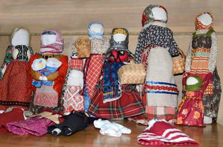Народные куклы: виды, история