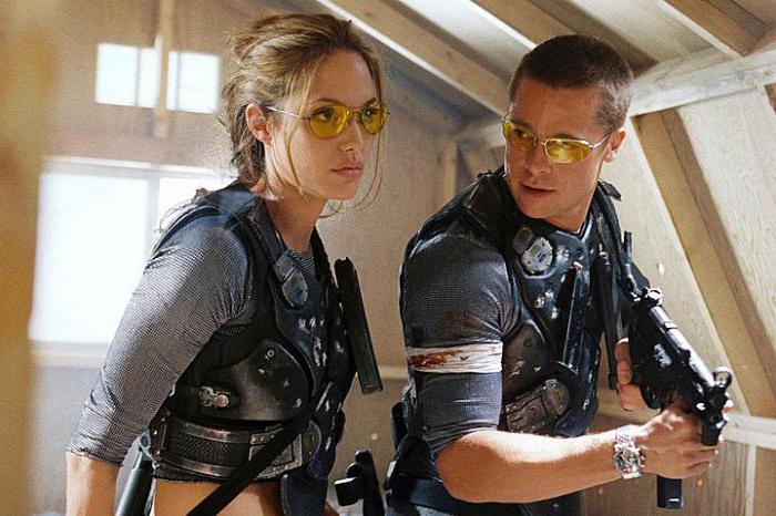 actors mr and mrs smith