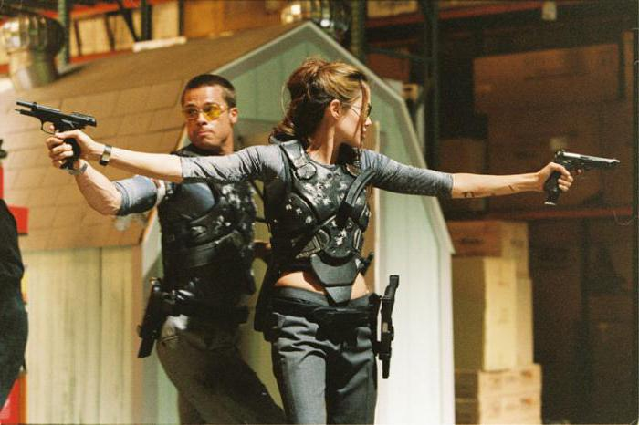 film mr and mrs smith