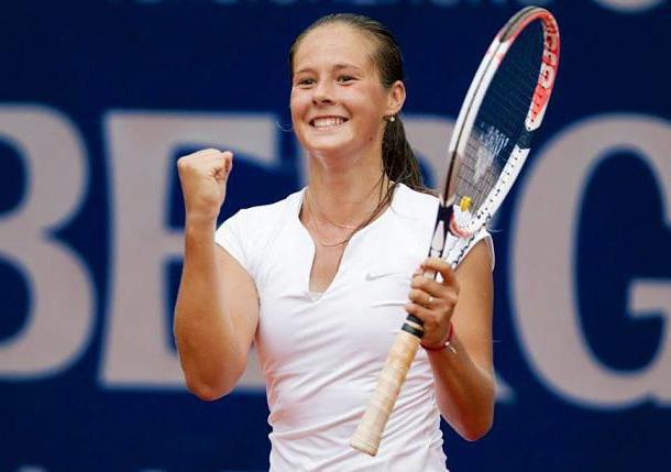 Kasatkina Daria tennis