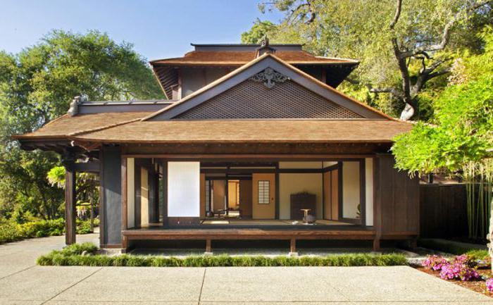 Casa japonesa for Casa moderna japonesa