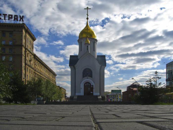 географический центр России находится в пределах края