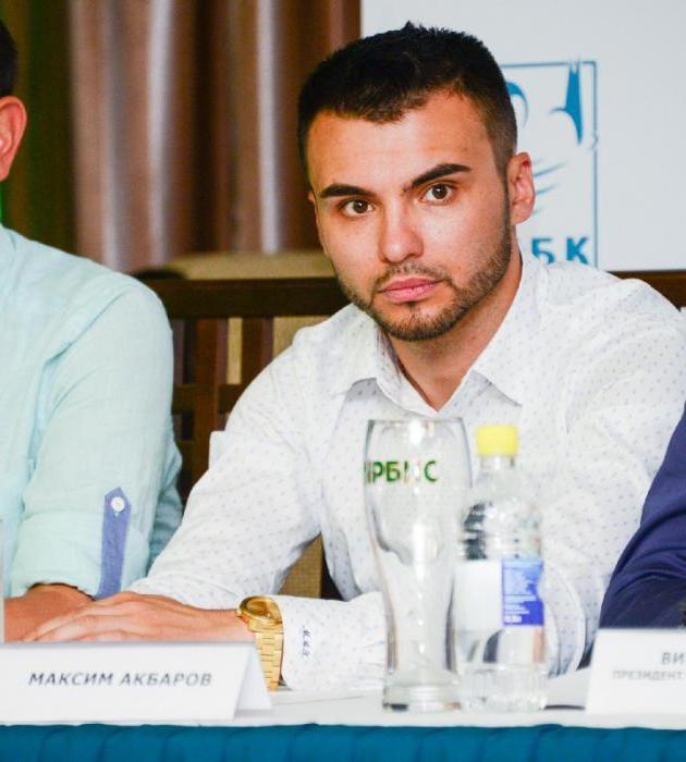 Maxim Akbarov