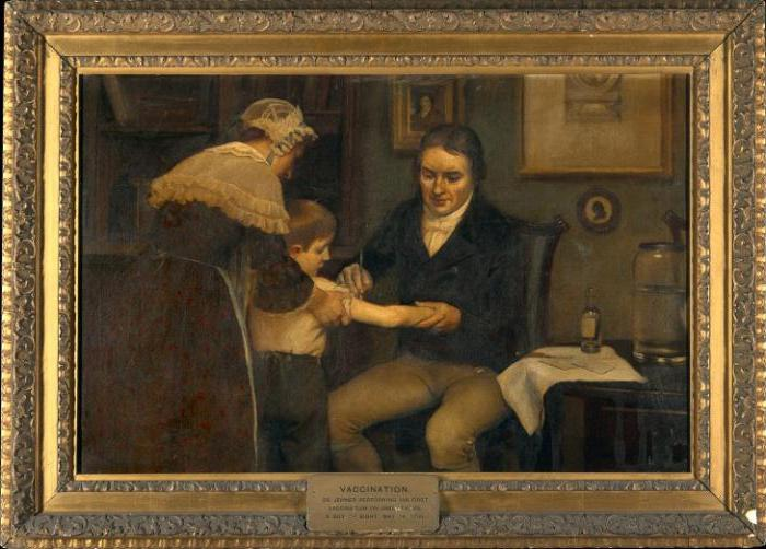 the contribution of edward jenner in creating the vaccination The myth of the medical breakthrough: smallpox, vaccination, and jenner reconsidered the contributions of jenner and his countless edward jenner.