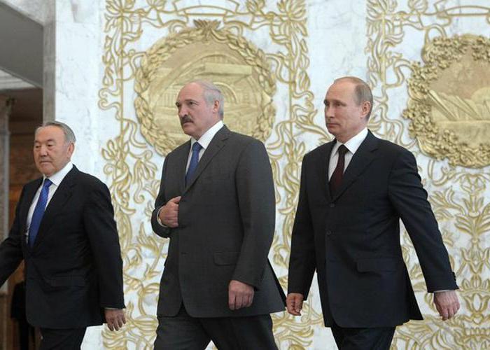 Alexander Lukashenko growth