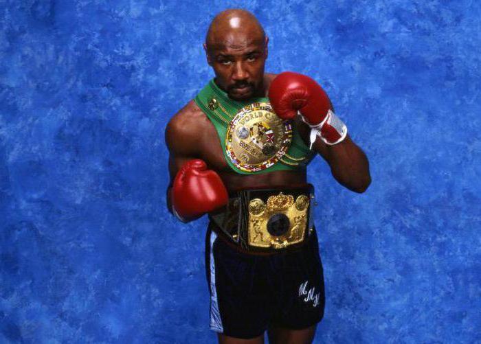 Marvin Hagler best fights