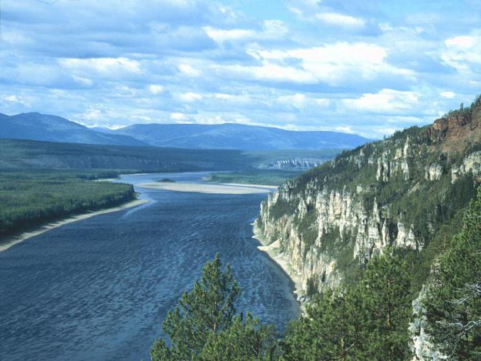 река алдан приток