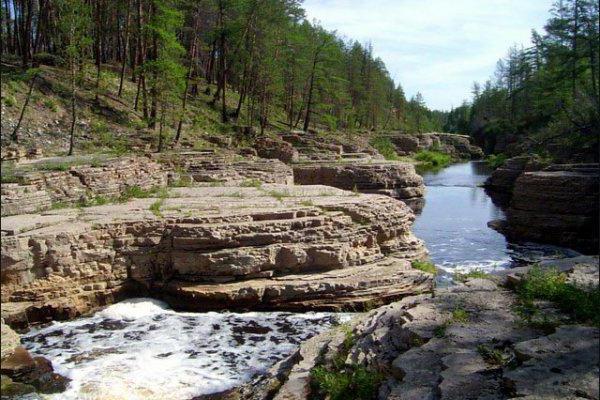 река алдан якутия