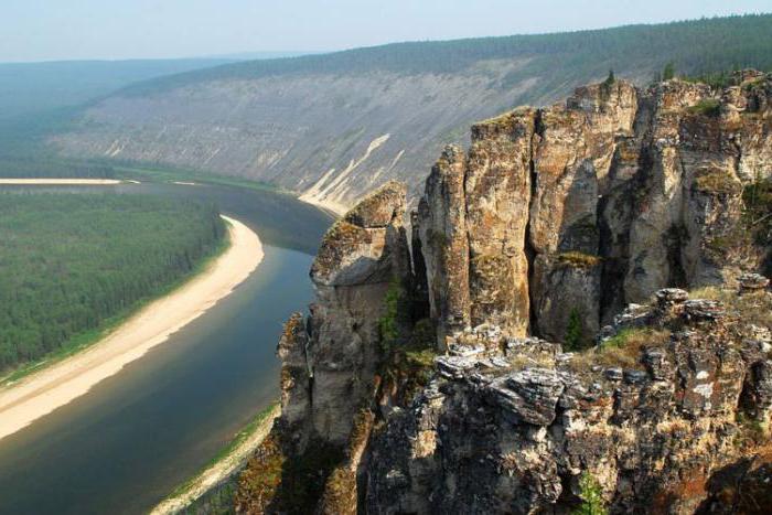 исток реки алдан