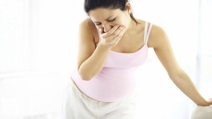 Большие тромбоциты у беременной