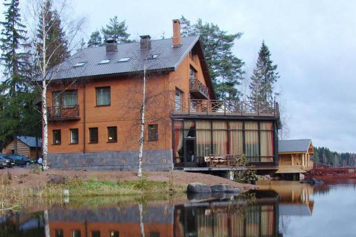 Tapiola recreation base