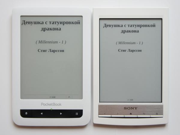 электронная книга pocketbook 622