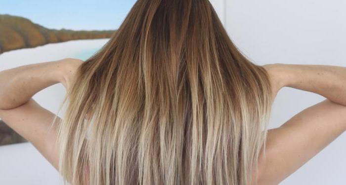 брондирование на пепельно русые волосы