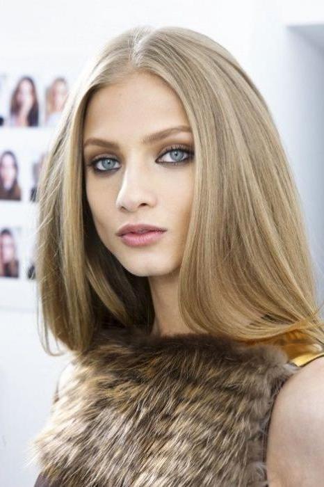 брондирование на светло русые волосы